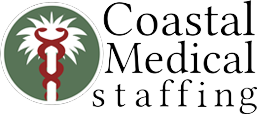 Coastal Medical Staffing Logo